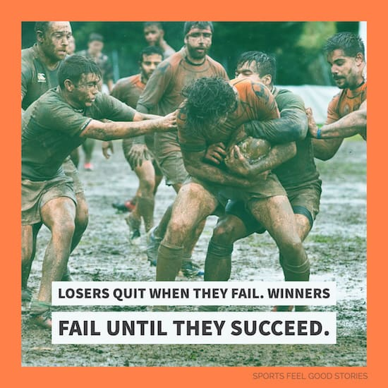 Losers and Winners quote image