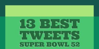 best Tweets from Super Bowl 52