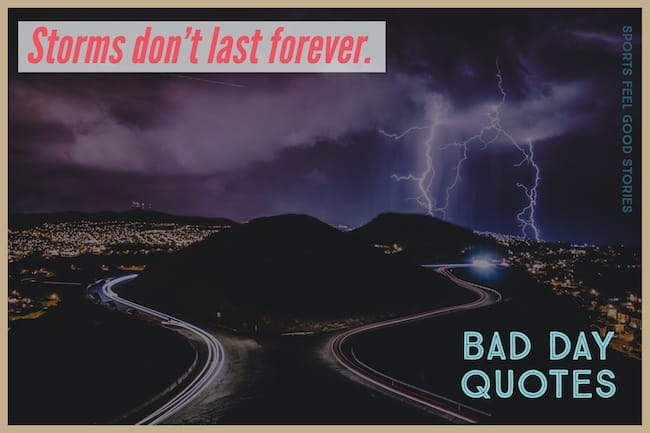 storms don't last forever image