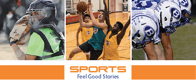 sports feel good stories sponsorship opportunity image