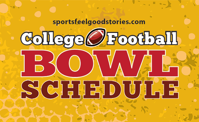 College Football Bowl Games Schedule 2018-2019