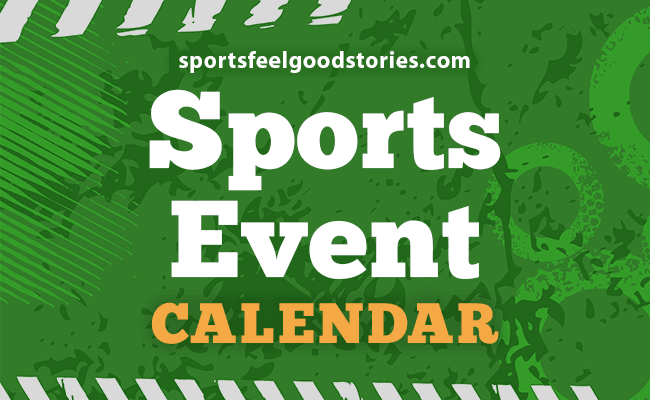 Calendar of Sports Events image