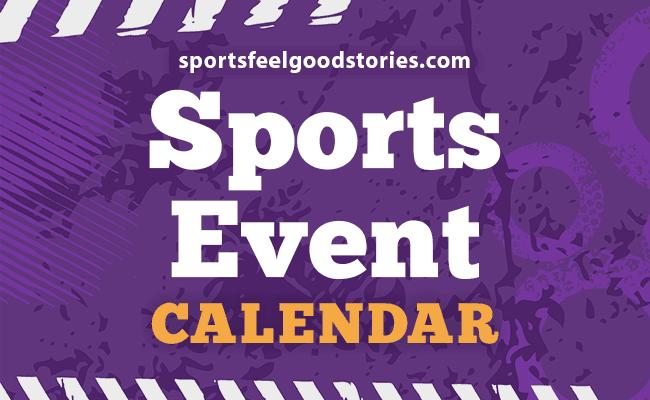 sporting events calendar image