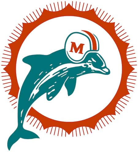 Fins Up Being A Miami Dolphins Football Fan Sports Feel