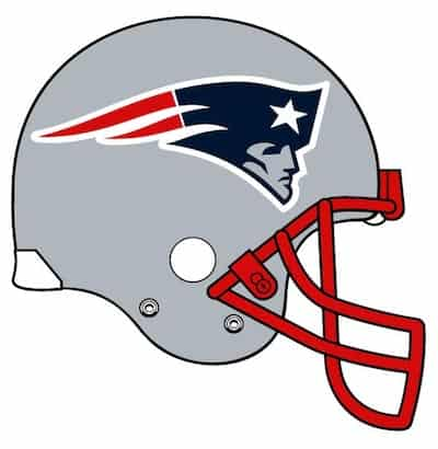 Pats helmet image