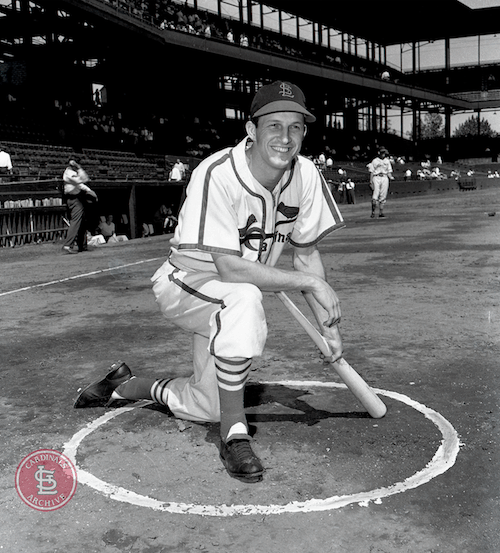Stan Musial image