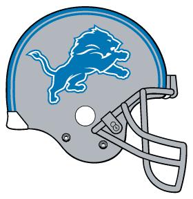 Lions helmet image