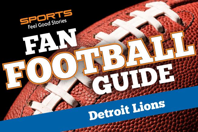 Detroit Lions fan guide image