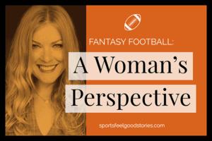 women and fantasy football image