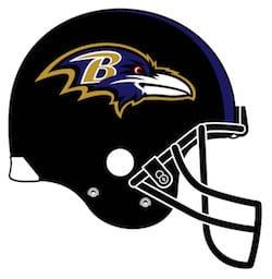ravens helmet logo