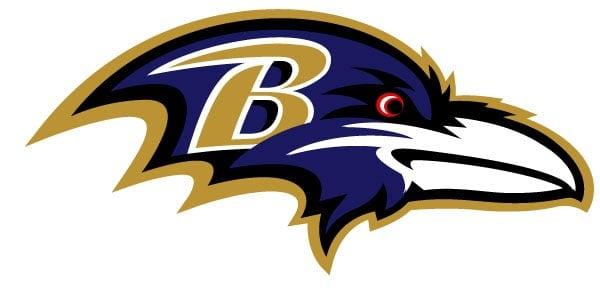 Ravens football image