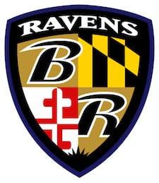 Baltimore Ravens crest image