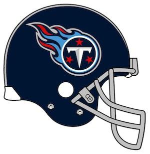 Tennessee Titans helmet image