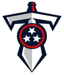 Titans sword logo