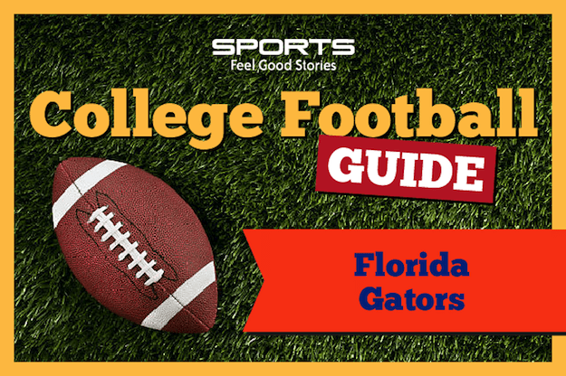 University of Florida Football Guide image