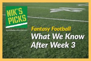 week 3 fantasy football insights image