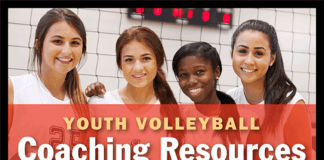 Volleyball Coaching Resources for Youth Teams image