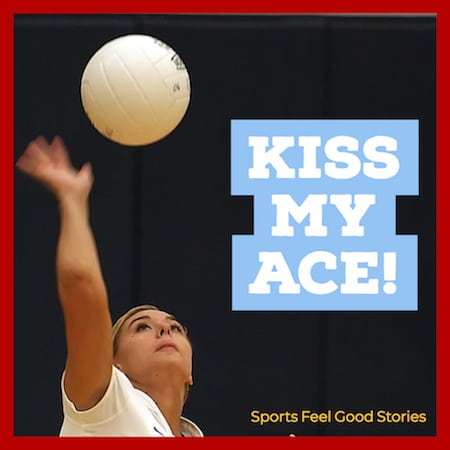 Kiss my ace image