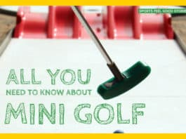 Mini Golf all you need to know image
