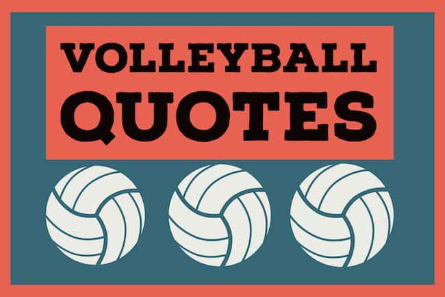 Top Volleyball Quotes image