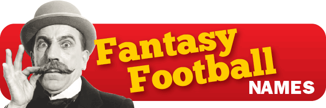 fantasy football names banner image