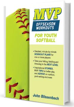 softball training program image