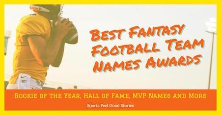 Best fantasy football team names 2017