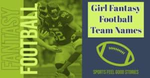 Fantasy football name ideas for Girls teams image