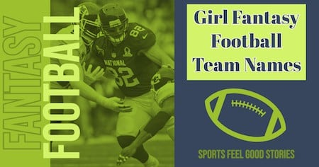 Naming ideas for girls fantasy football teams image