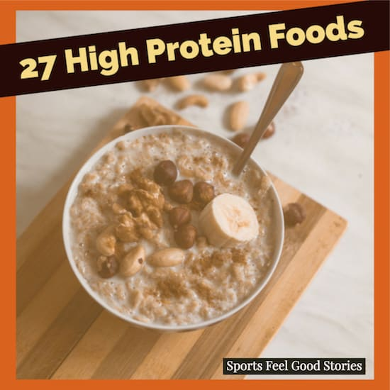 High Protein Foods image