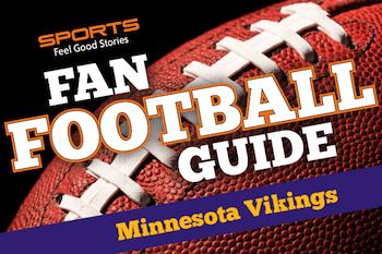 Minnesota Vikings Fan Guide button image