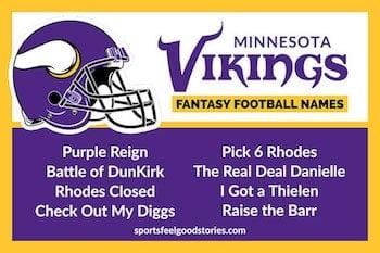 Minnesota Vikings Fantasy Names button image