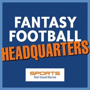 NFL fantasy football headquarters button image