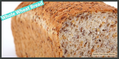 whole wheat bread image