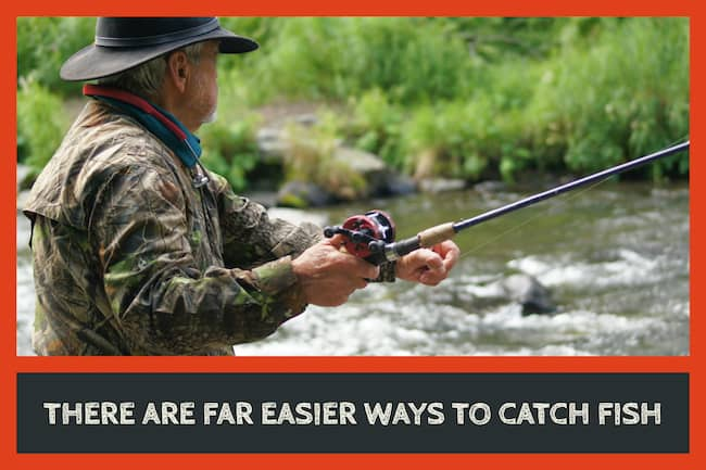 Easier ways to catch fish image
