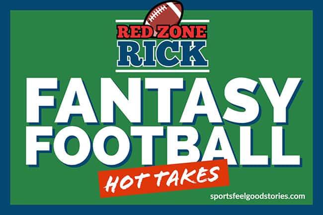 Fantasy Football Hot Takes 2019