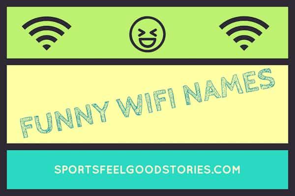 Funny Wifi Names image