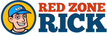 Red Zone Rick logo image