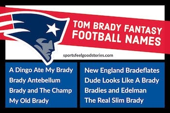 Tom Brady Fantasy Football Names button