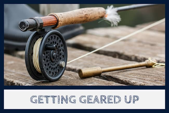 fly fisherman gear image