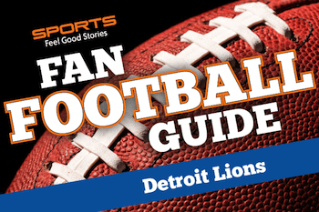 Detroit Lions Fan Guide button image