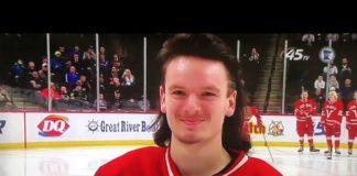 hockey hair 2019 image