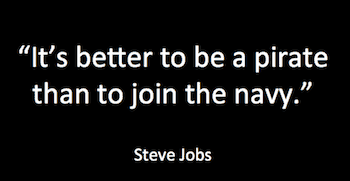 steve jobs quotes button