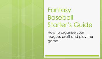 yahoo fantasy baseball starter guide image