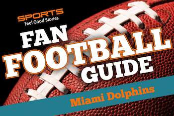 Dolphins fan guide button image