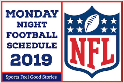 Monday Night Football Schedule 2019 image
