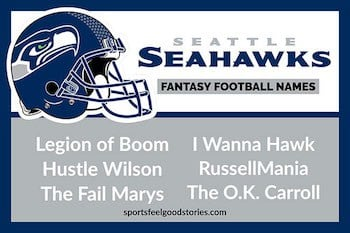 Seahawks fantasy football names button