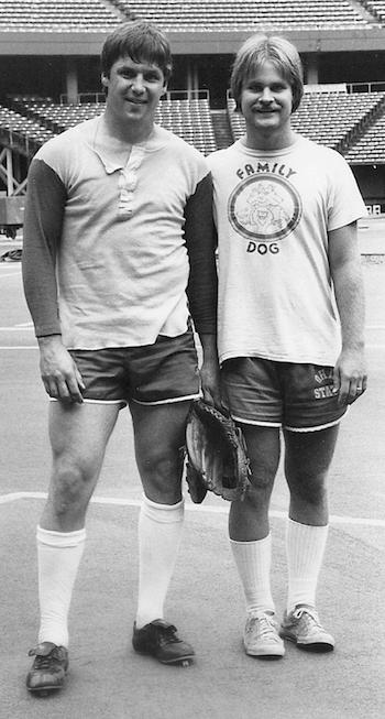 Tom Seaver and Brad Lozier image