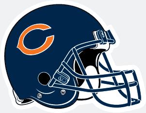 bears helmet logo image