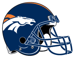 broncos helmet logo image